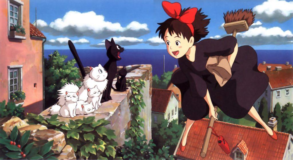 Жители Твери могут увидеть в кино мультик знаменитого Хаяо Миядзаки