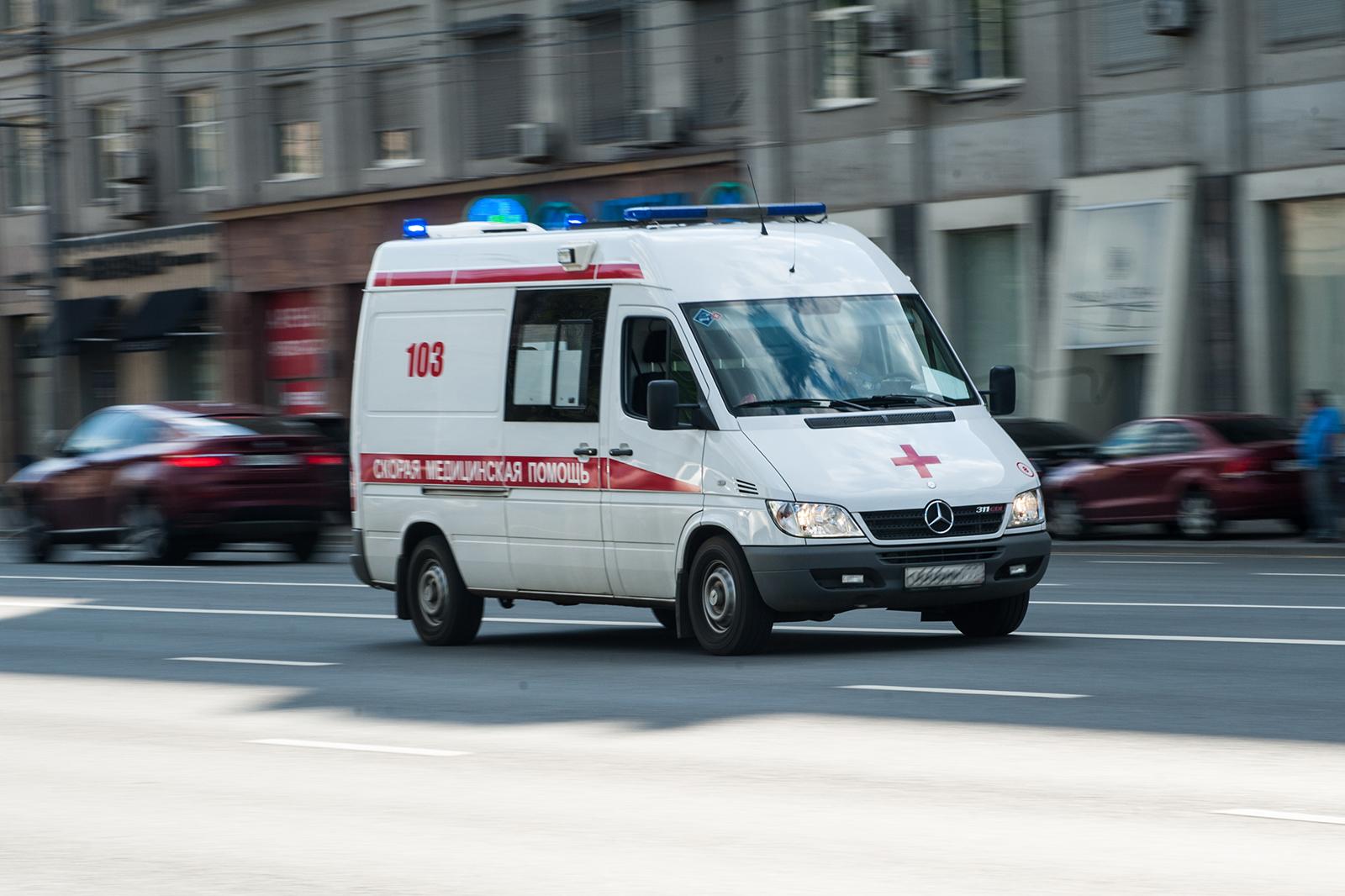 В Твери салоны автомобилей детских бригад скорой медицинской помощи украсят герои мультфильмов