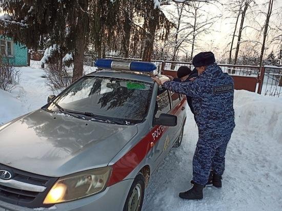 В Тверской области задержали поджигателя
