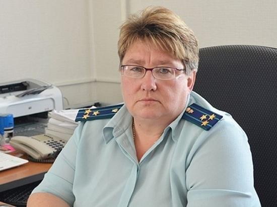 В Тверской области почетное звание присвоили прокурору Селижаровского района