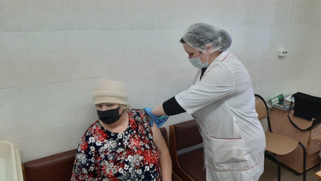 В Калязинском районе приступили к вакцинированию всех желающих