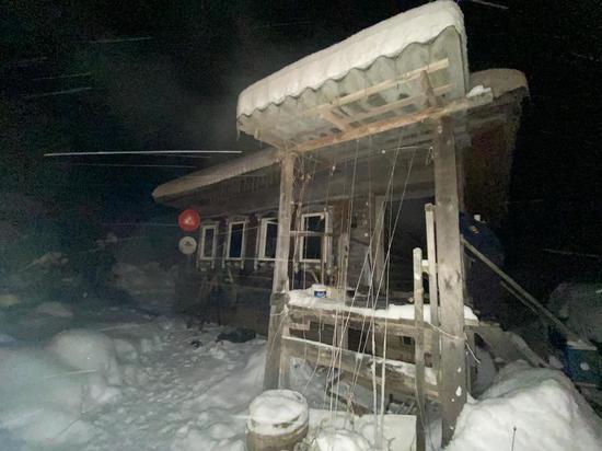 В Тверской области погиб пенсионер