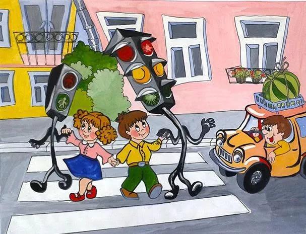 В Тверской области юных жителей приглашают поучаствовать в конкурсе по правилам безопасности на дорогах