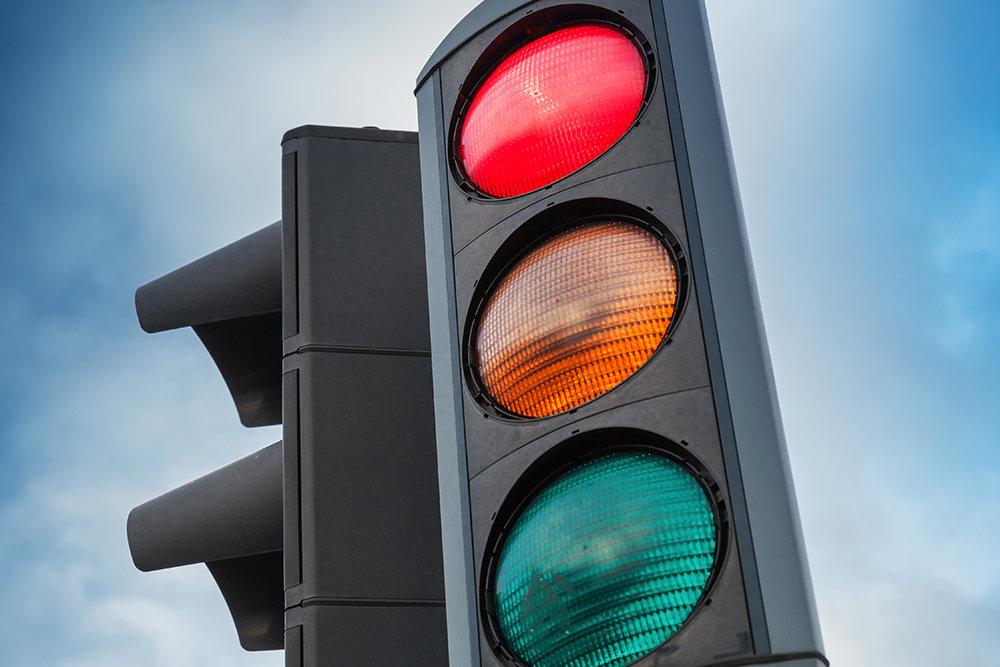 В Твери перестали работать светофоры