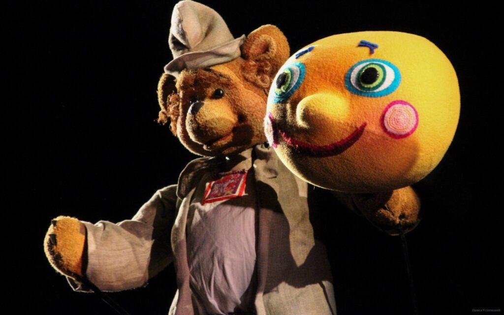 Тверской театр кукол приглашает  посетить художественно-постановочные цеха