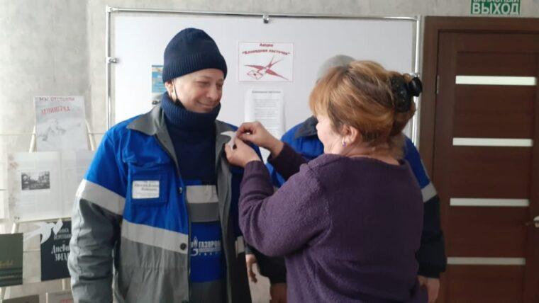 В Ржевском районе прошла акция «Блокадная ласточка»
