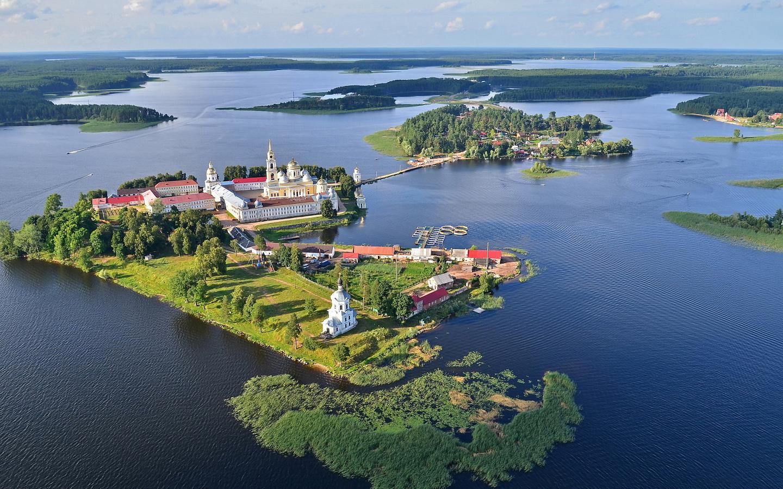 Осташков попал в топ-5 направлений для «тихих» и «медленных» путешествий этим летом