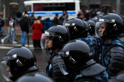 Жителям Твери и области напомнили об опасности участия в митингах