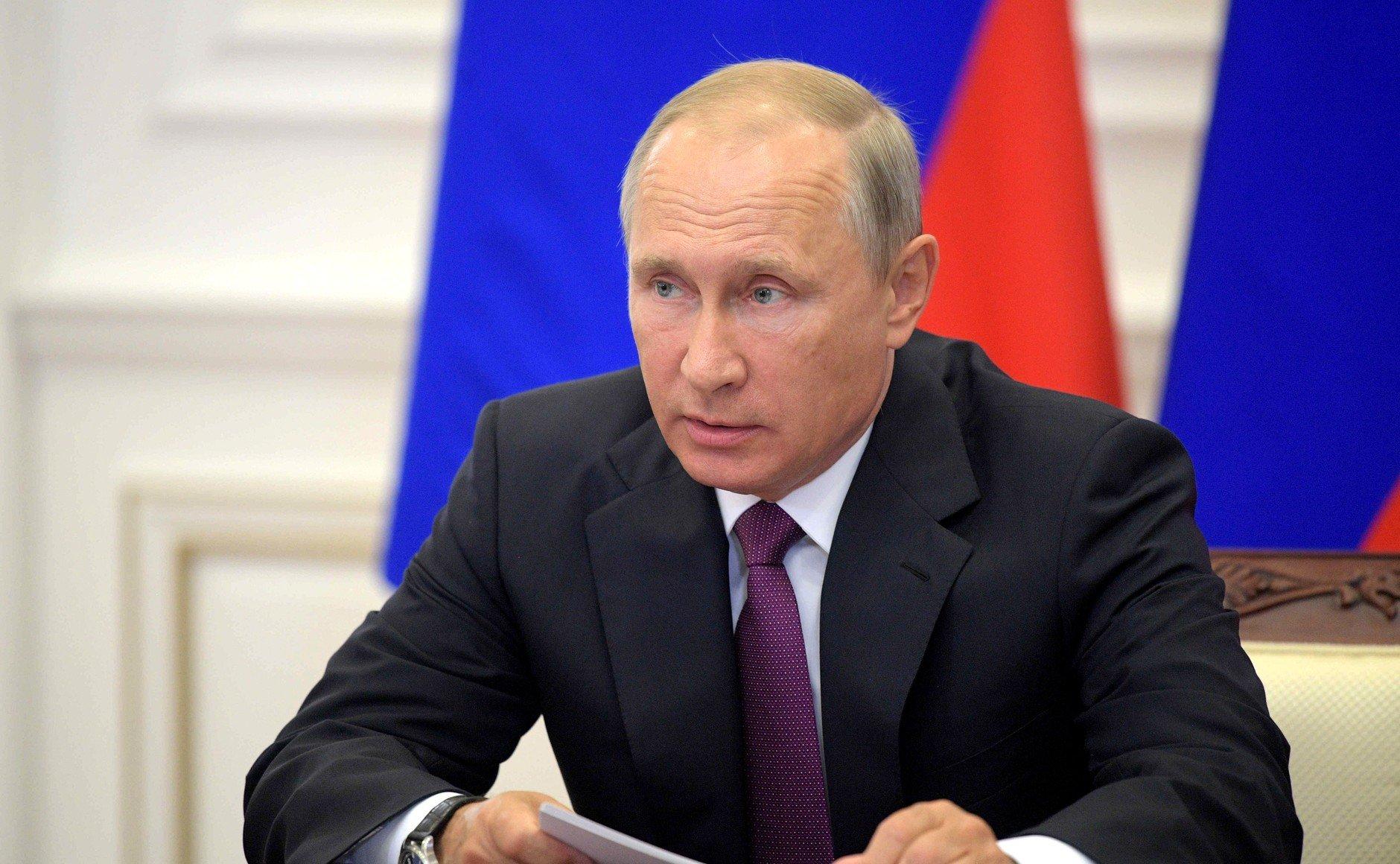 Владимир Путин поручил рассмотреть обращение Игоря Рудени о строительстве Западного моста в Твери