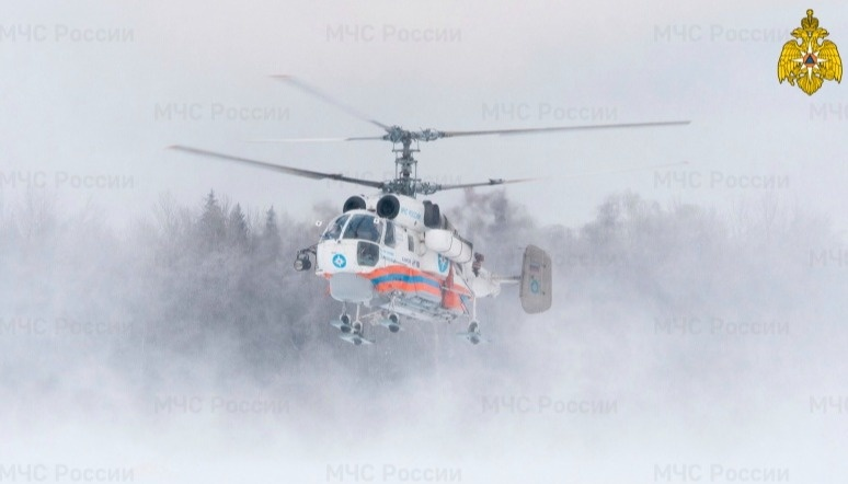 В Тверской области вертолет санавиации вылетел к пациенту Бежецкой ЦРБ