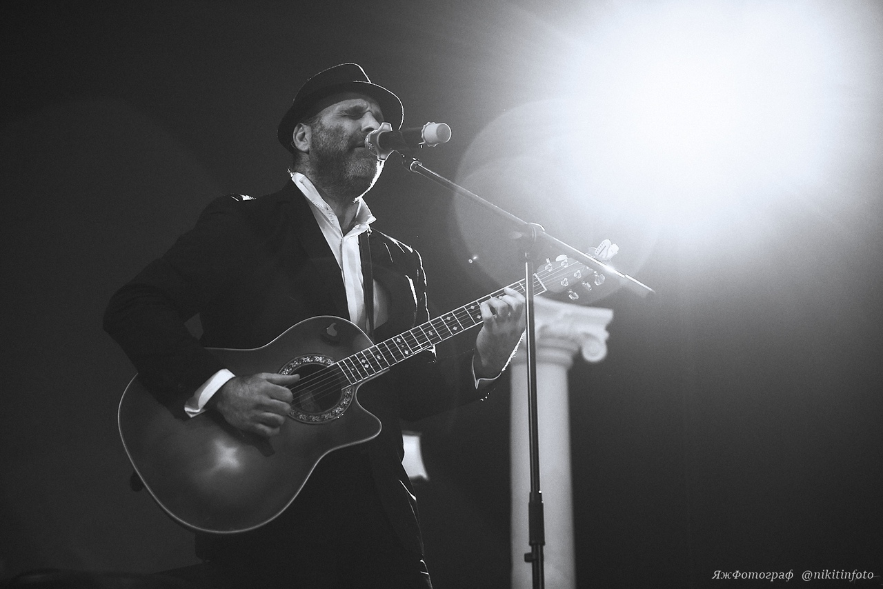 В Твери выступит знаменитый музыкант из Израиля Ронен Клифф