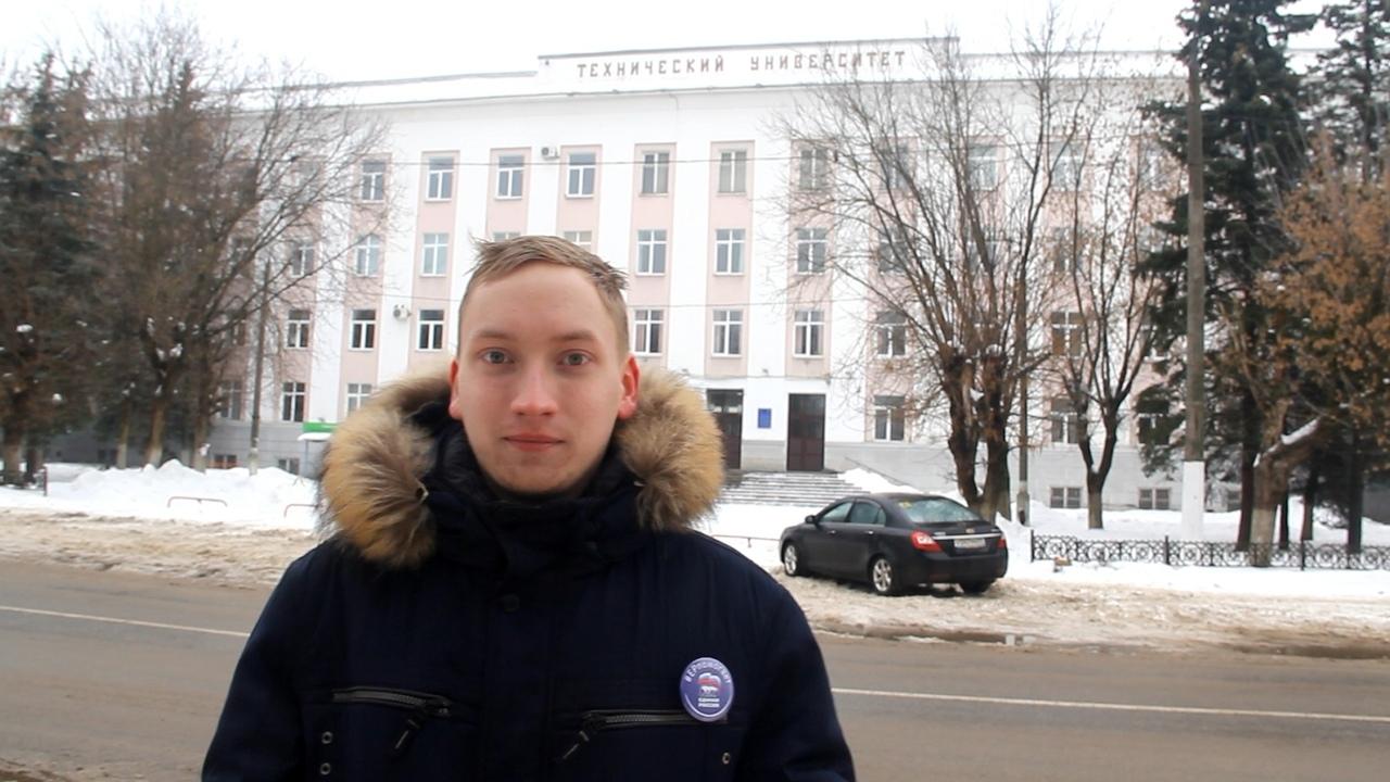 Тверской волонтер Марк Крылов привился от коронавируса
