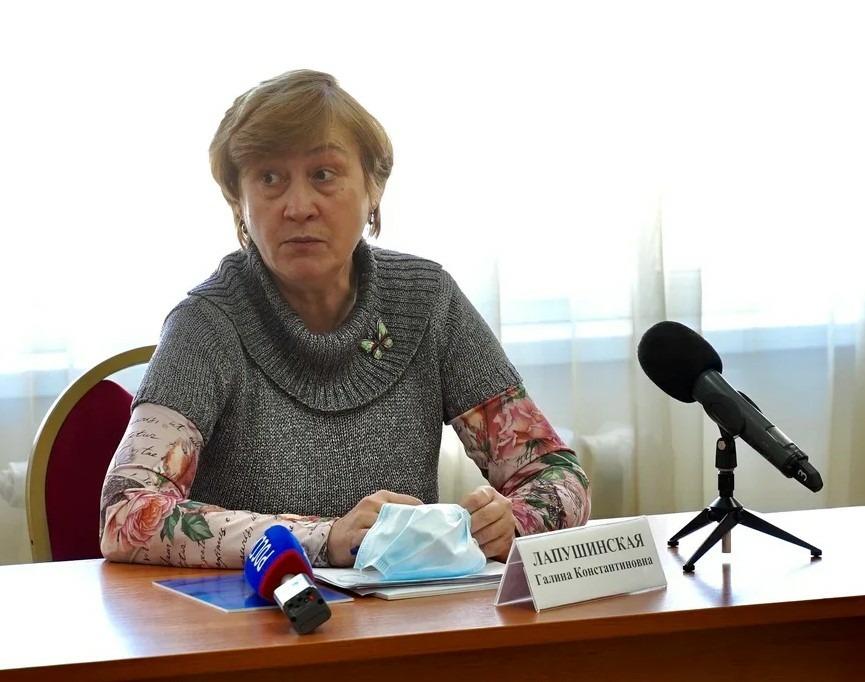 Галина Лапушинская: мы готовы обучать наблюдателей за выборами в Тверской области