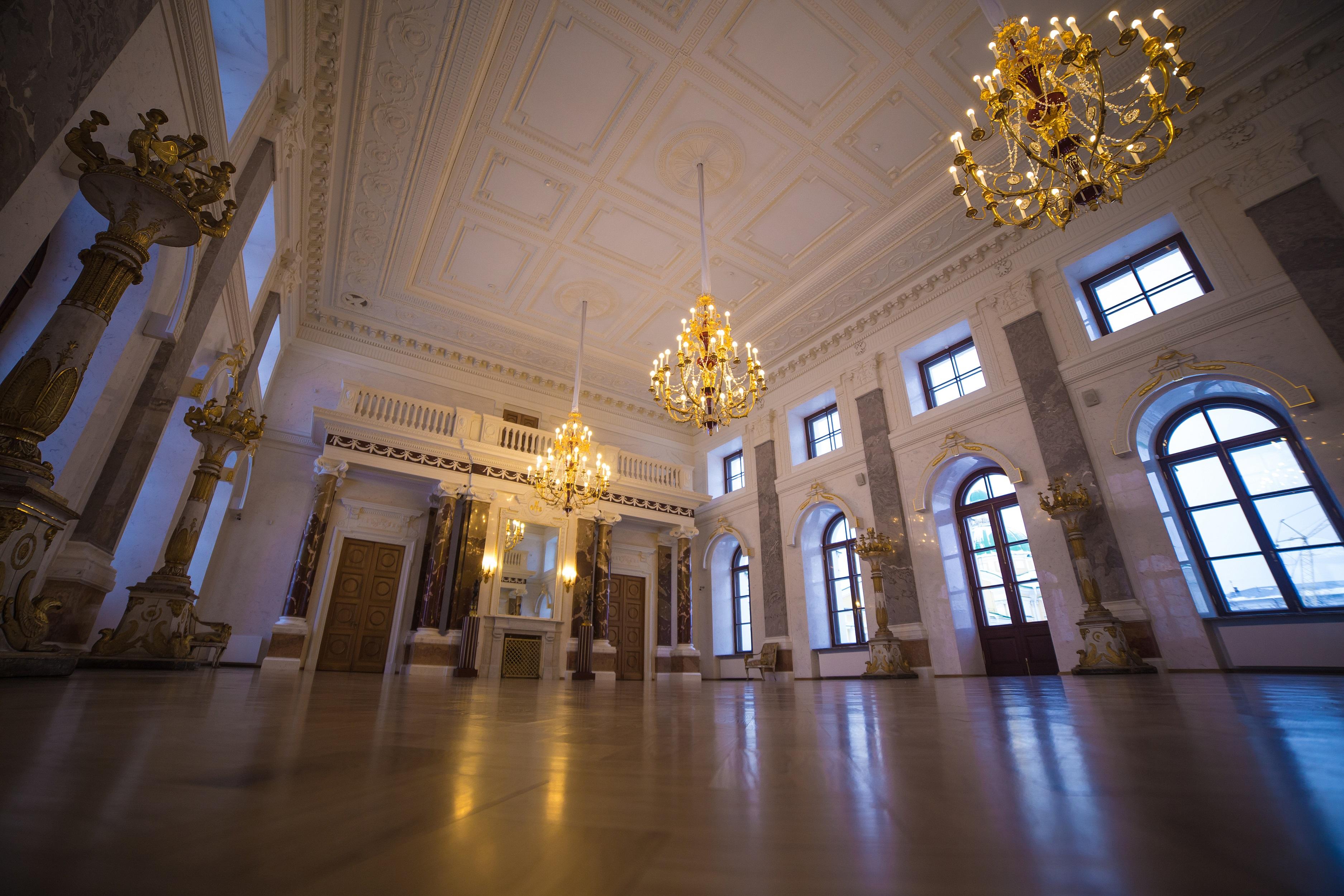 В Тверском императорском дворце состоится творческая встреча