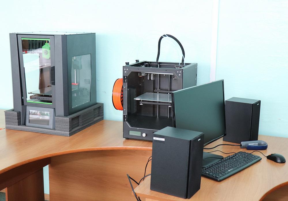 Одна из школ Торопца пополнилась новым оборудованием
