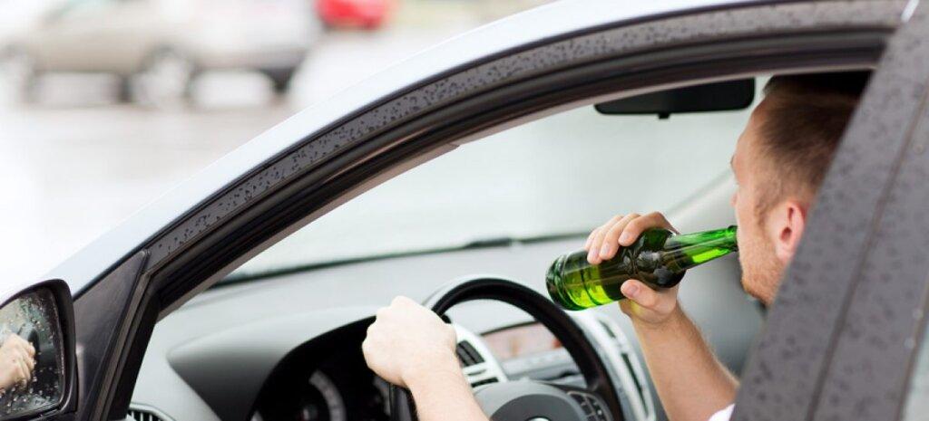 Военного наказали за вождение в пьяном виде