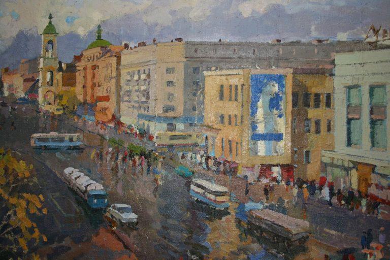 В Твери пройдет выставка, посвященная 100-летию художника Василия Волкова