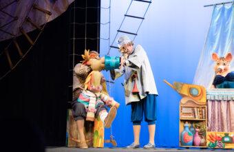 В Тверском театре кукол сыграют известную сказку Корнея Чуковского