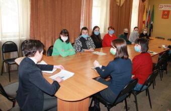 Работа во благо: В Нелидово открыт штаб волонтёров