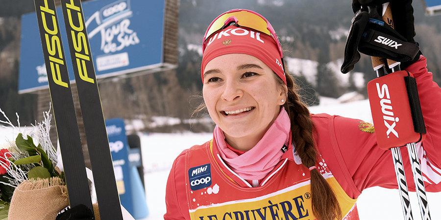 Наталья Непряева не прошла в полуфинал Чемпионата по лыжным гонкам