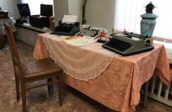 Машина времени в Нелидово: музей представил новую выставку
