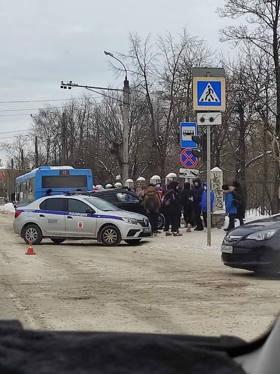 В аварии на Орджоникидзе есть пострадавшие
