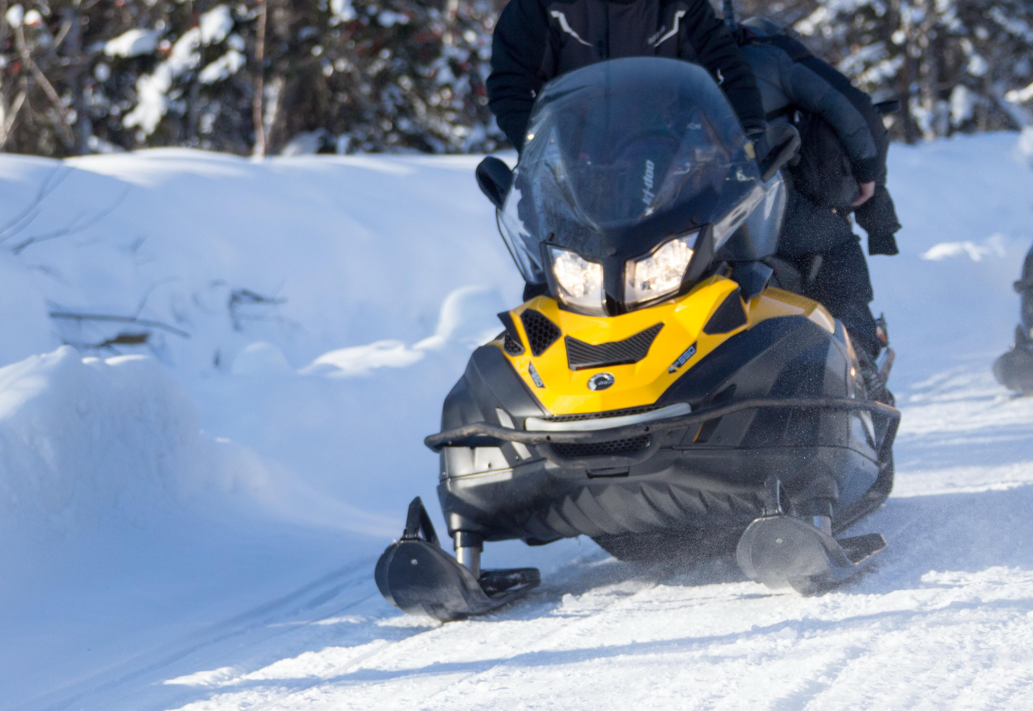 В Тверской области продолжается проверка снегоходов и мотовездеходов