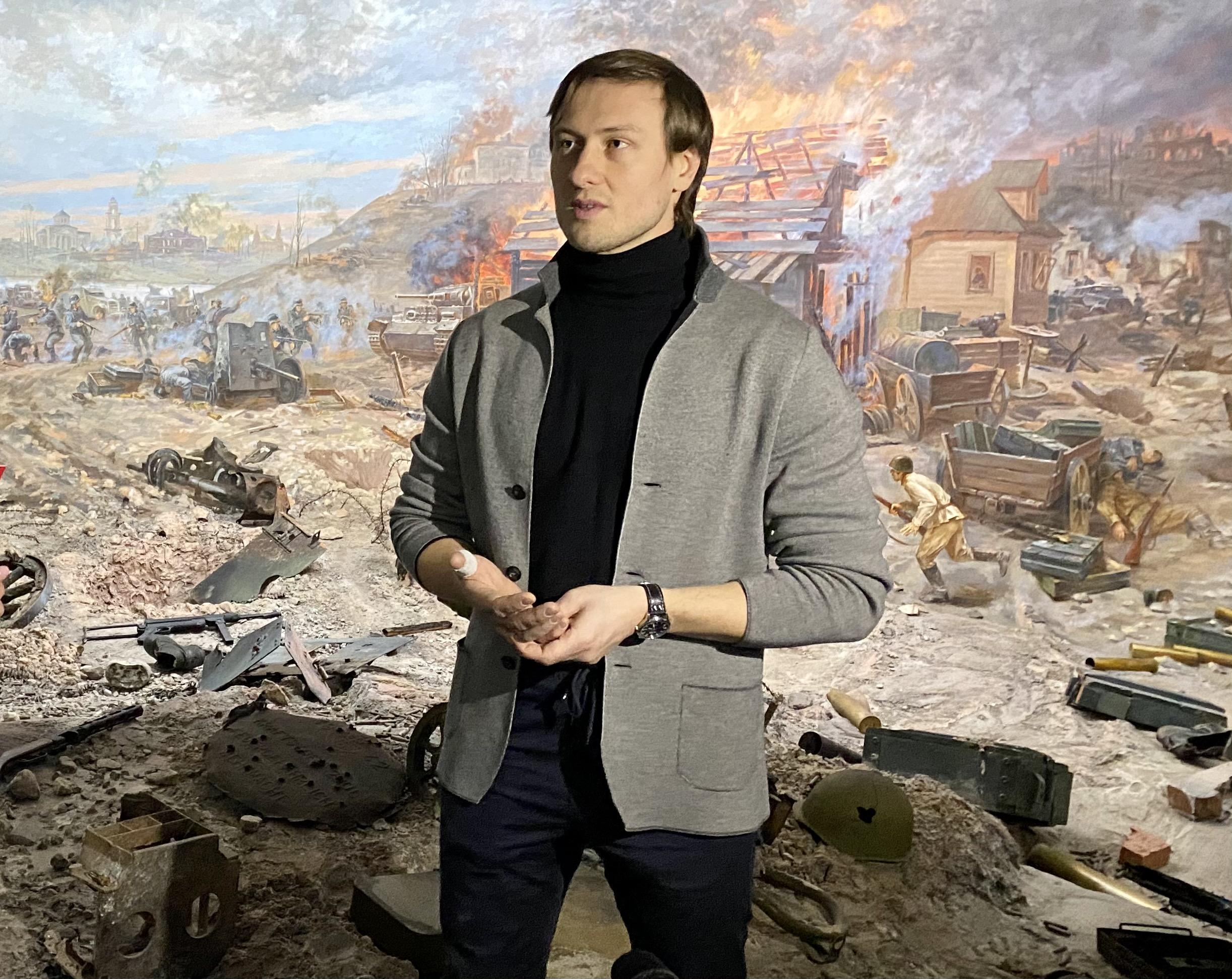 """В Ржеве прошла презентация ролика в поддержку """"Земли воинской славы"""""""