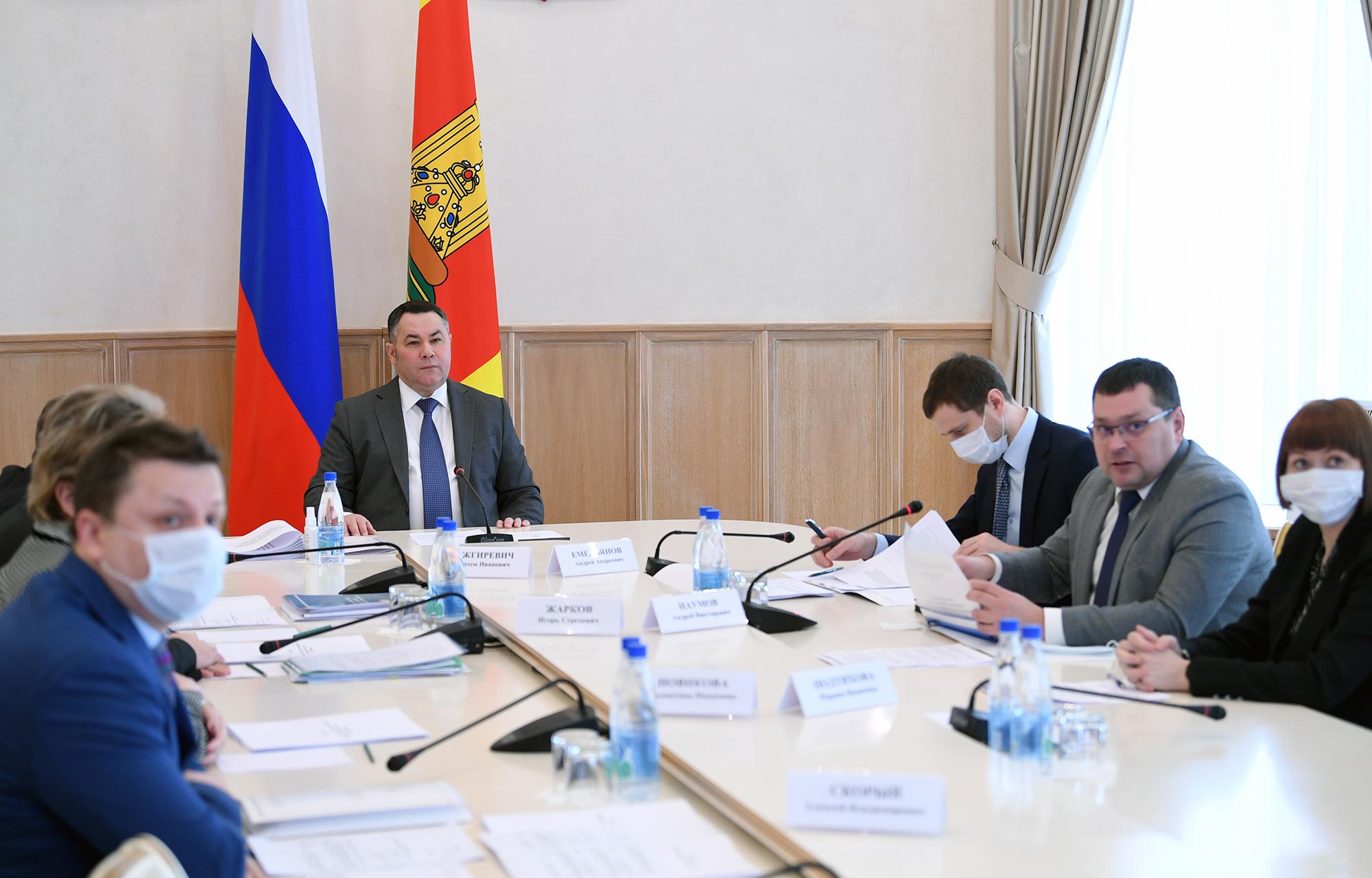 Поддержка хлебзаводам в Тверской области будет обеспечена