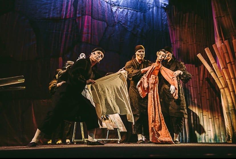 В Тверском театре кукол покажут спектакль по мотивам японской сказки