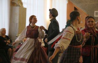 В Тверском Народом доме покажут русские традиционные танцы