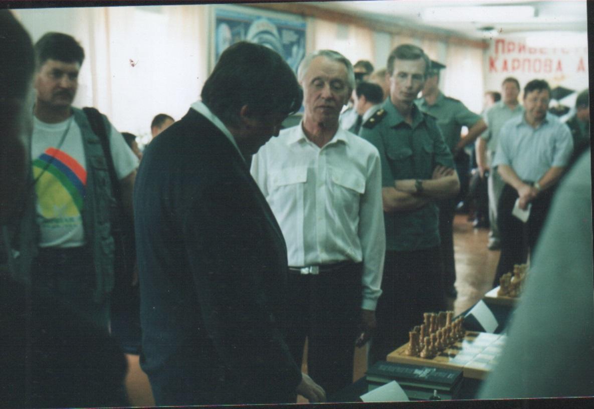 В региональном турнире по шахматам примут участие международные гроссмейстеры