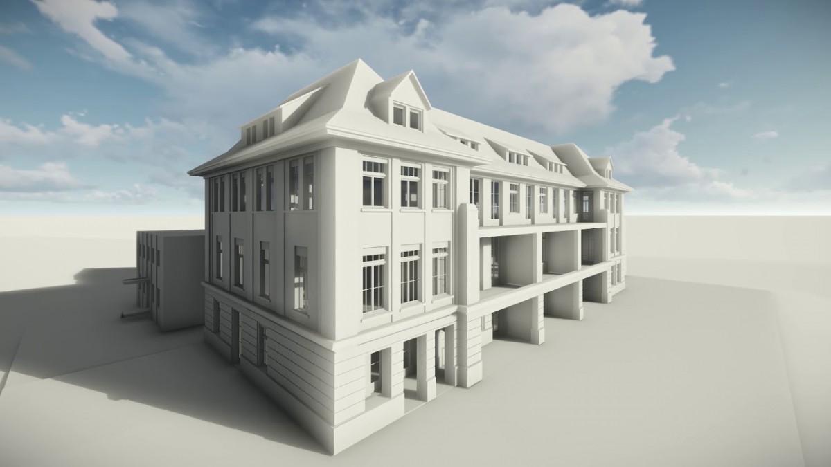 Жители Твери смогут создать 3D модели архитектурных зданий
