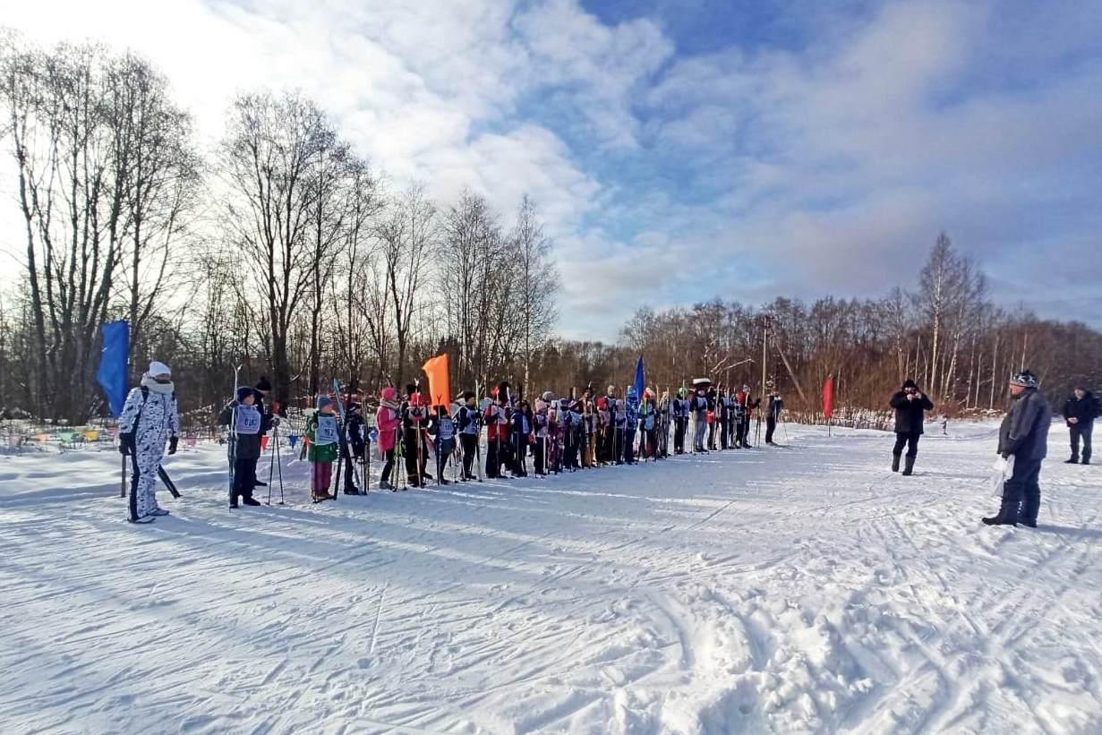В Нелидово  состоялся муниципальный этап Всероссийской лыжной гонки «Лыжня России»