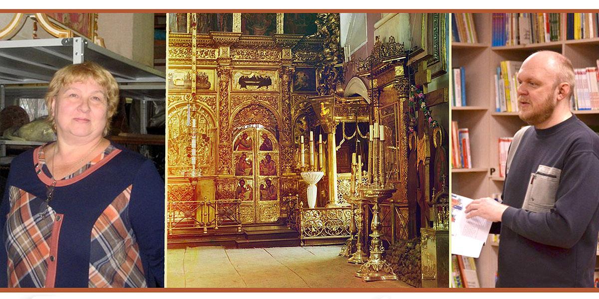 В Тверской Горьковке пройдет лекция об исчезнувшем храме