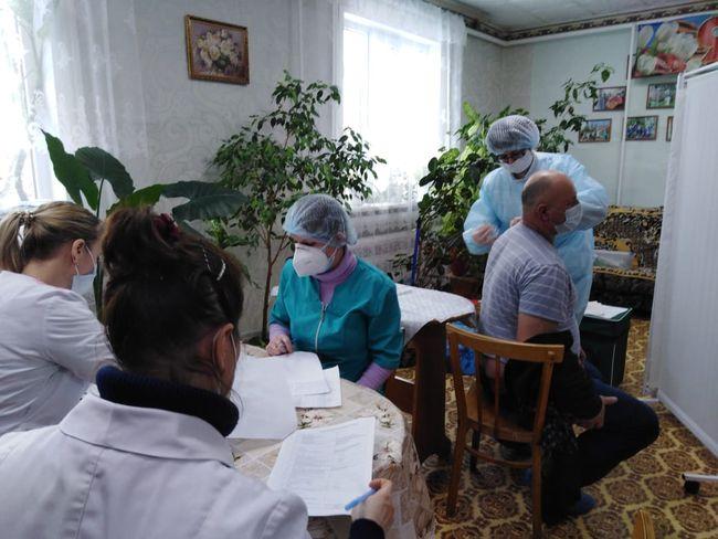 Татьяна Шаркова: Работа медиками была организована очень четко