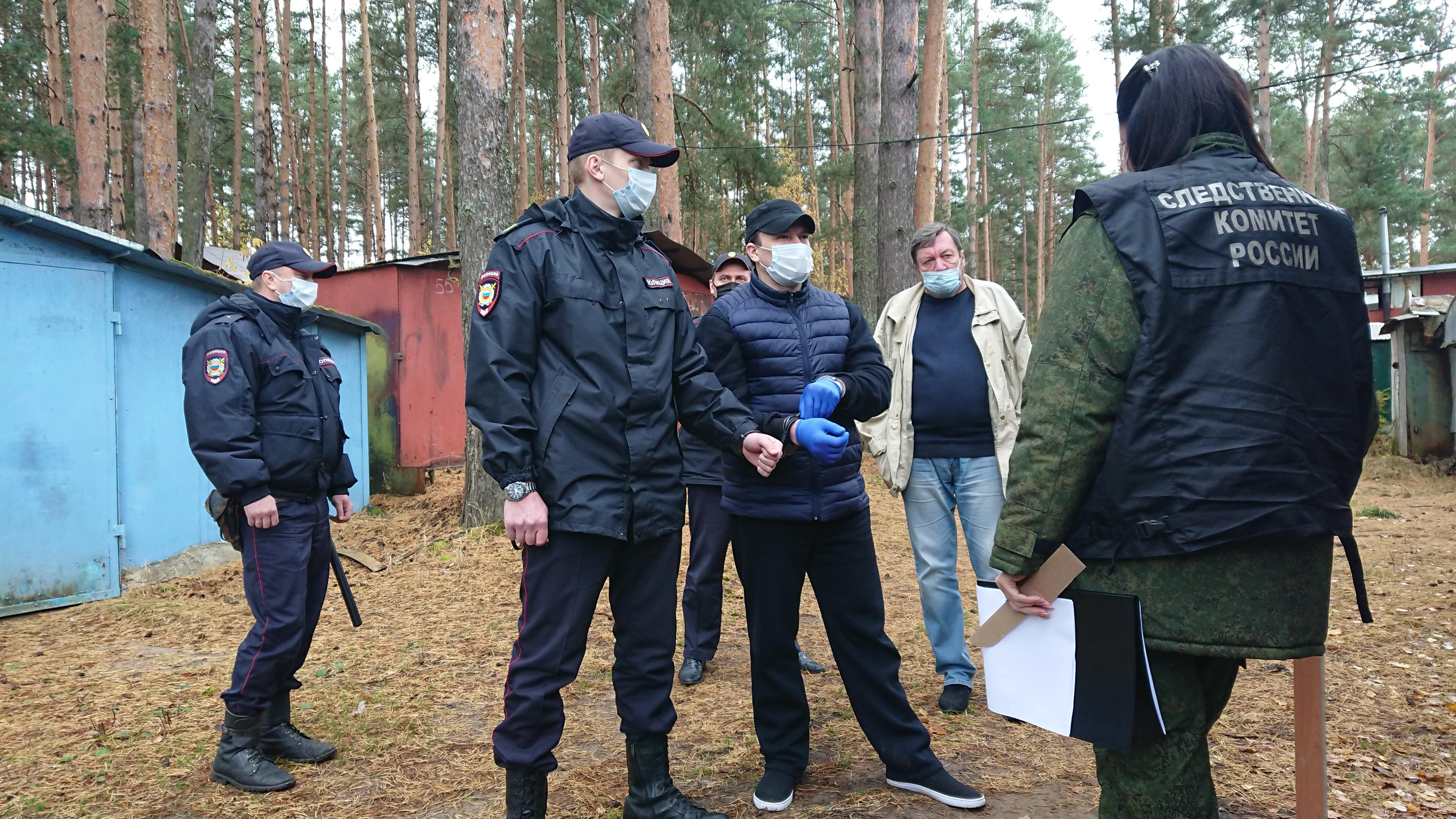 6 мужчин в Тверской области предстанут перед судом за преступление 18-летней давности