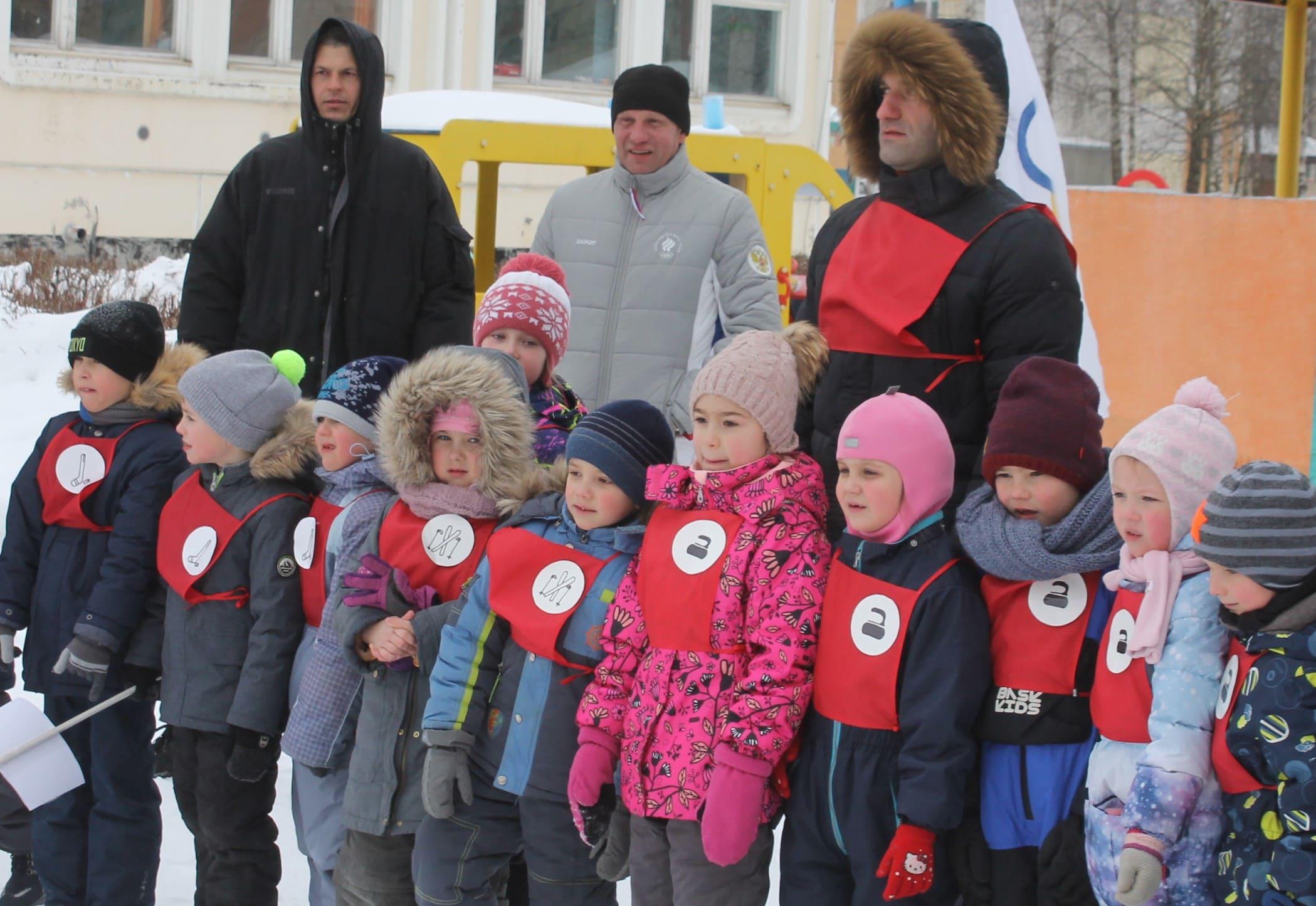 В детских садах Твери проходит Неделя здоровья