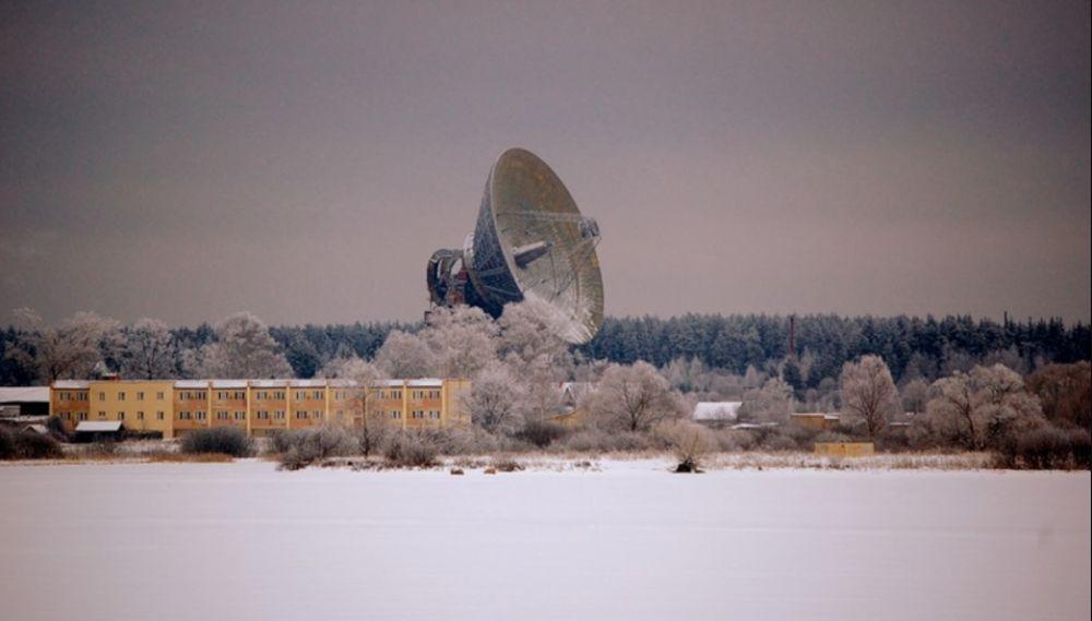 В Калязине вдохнут новую жизнь в известный радиотелескоп