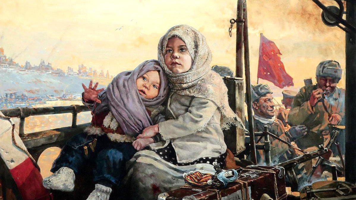 Волонтёры Тверской области узнают итоги Всероссийской акции о детях войны онлайн