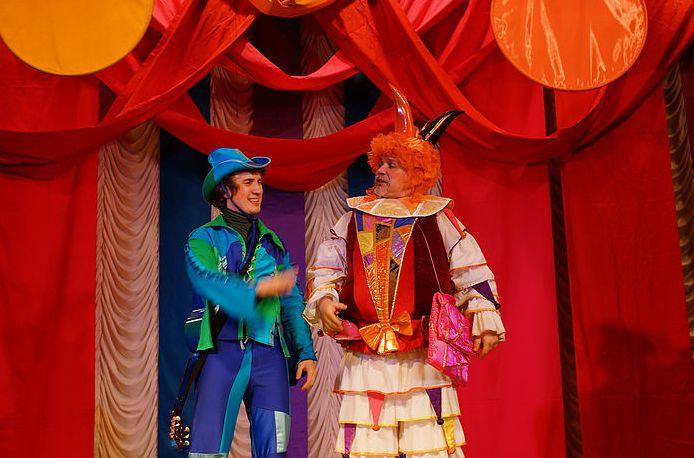 «Петербургская оперетта» покажет в Твери мюзикл для детей