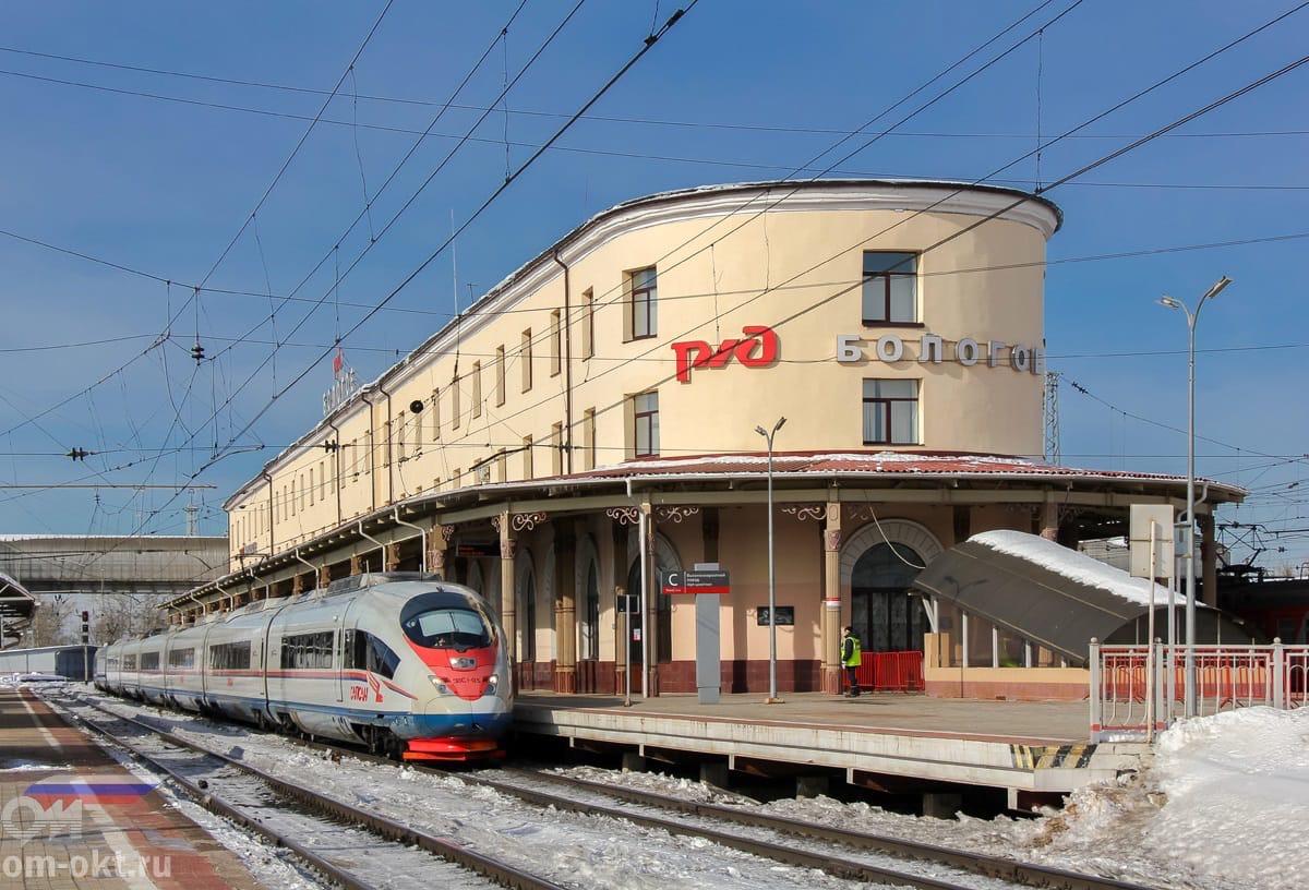 Поезд Санкт-Петербург – Бологое вошел в топ-3 лучших поездов России