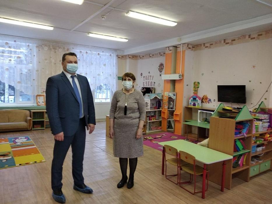Конаковский район с рабочим визитом посетил Министр сельского хозяйства региона