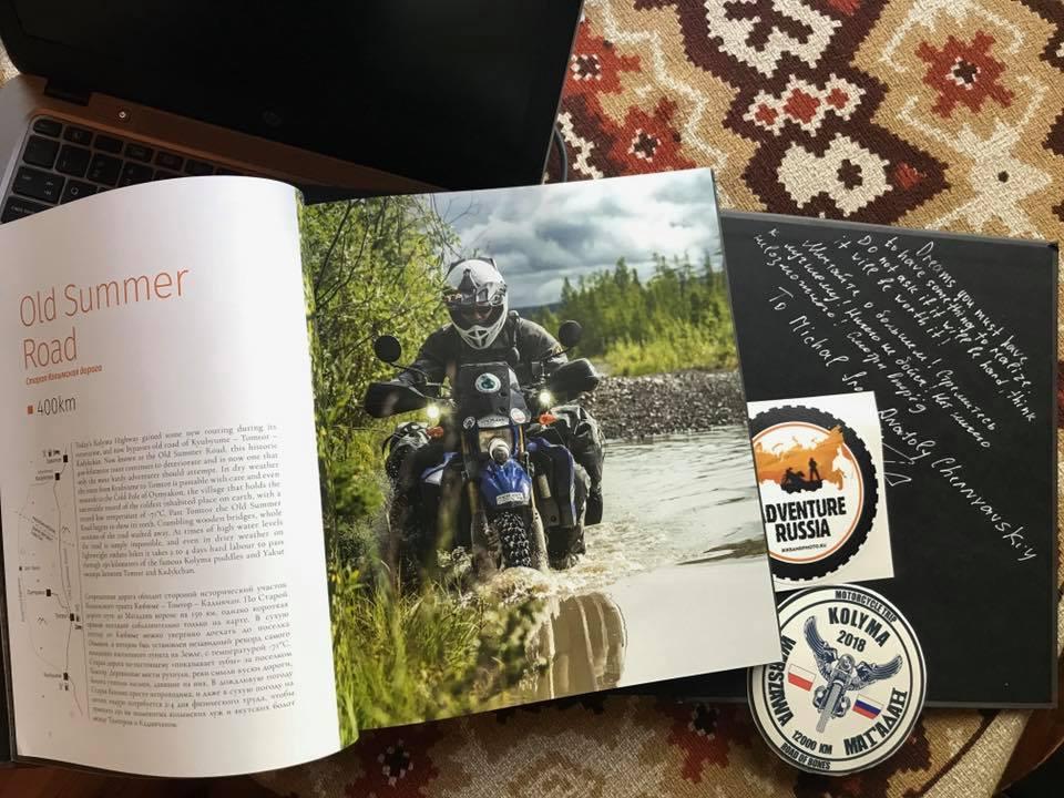 Альбом удомельского мотопутешественника признали «Открытием года 2021» на Неделе тверской книги