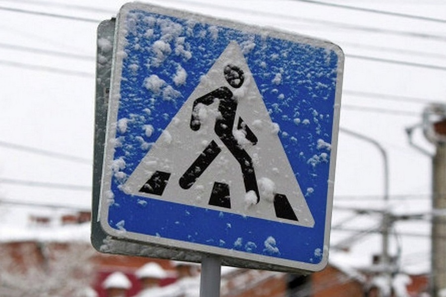 «Зебра» в Тверской области не уберегла пешехода от наезда автомобиля