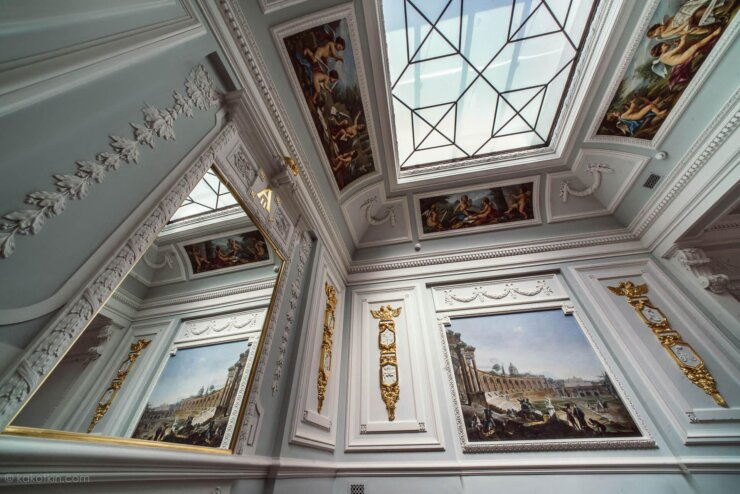 Тверская картинная галерея приглашает на встречу реставраторами