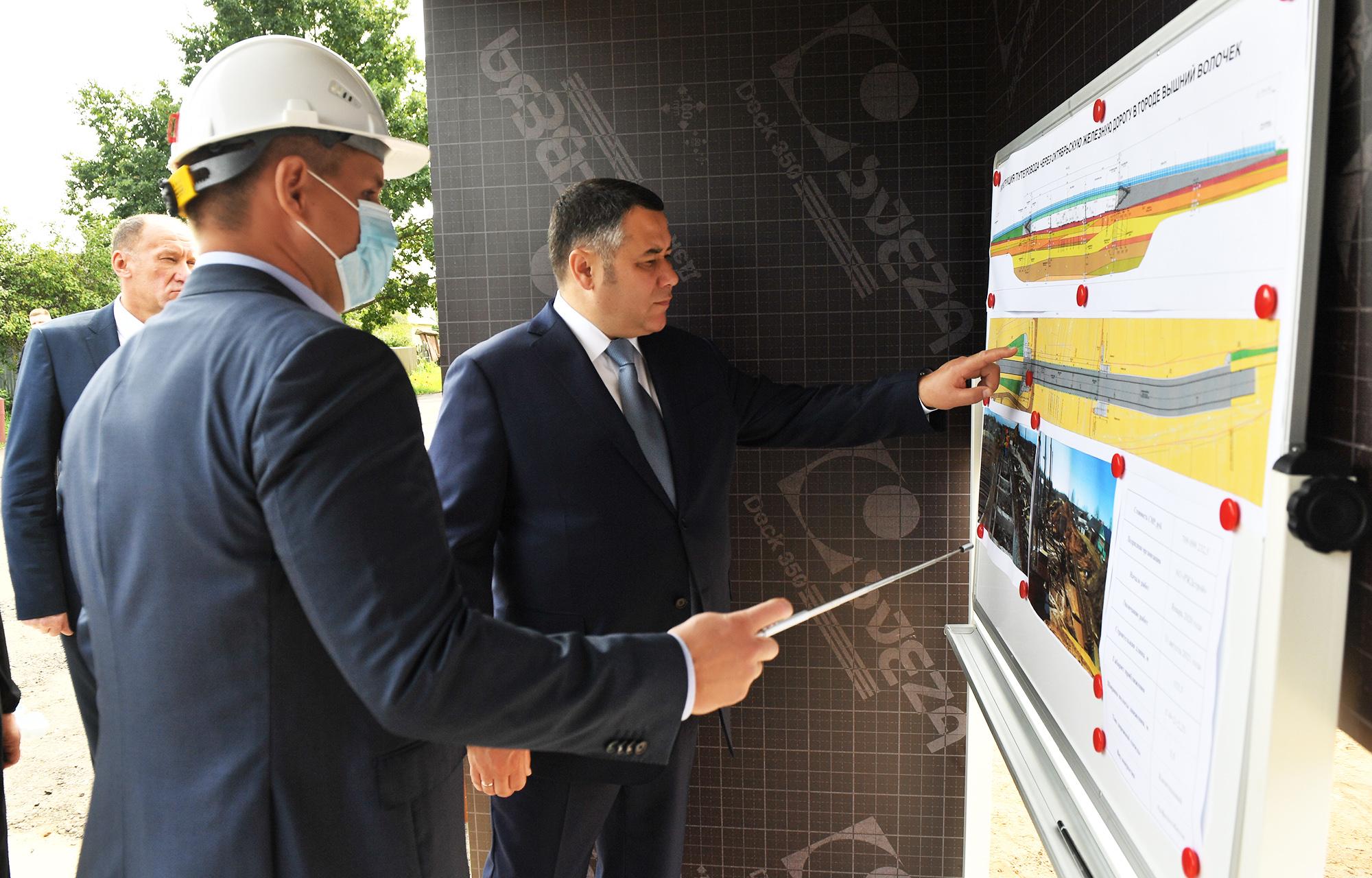 Транспорт, туризм, инвестиции: главные проекты Игоря Рудени на посту губернатора