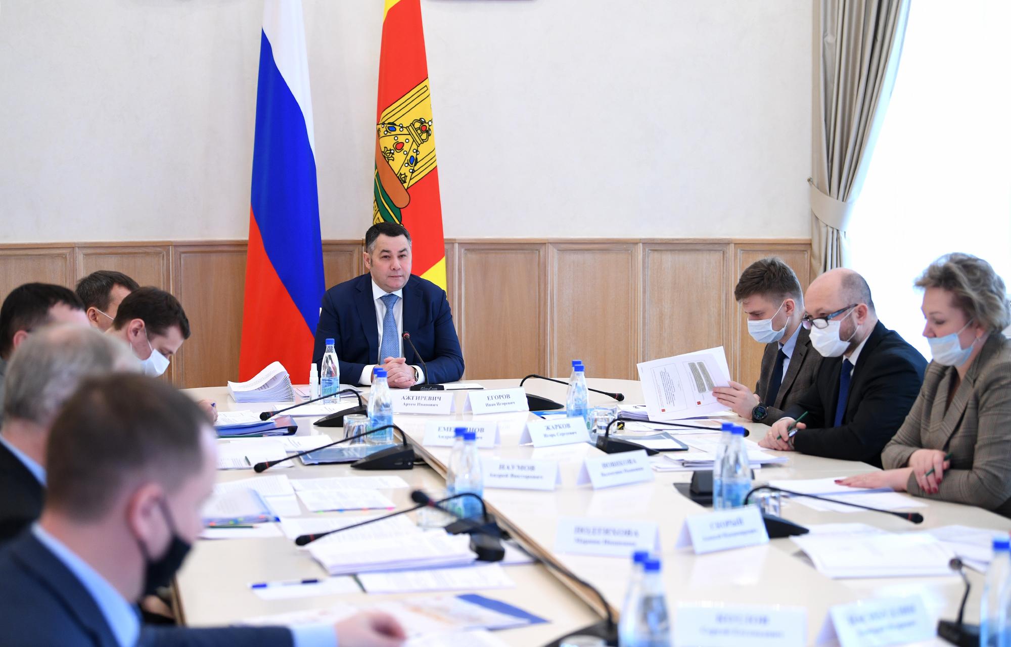 В Тверской области утверждён региональный комплекс мероприятий по активизации трудоустройства населения