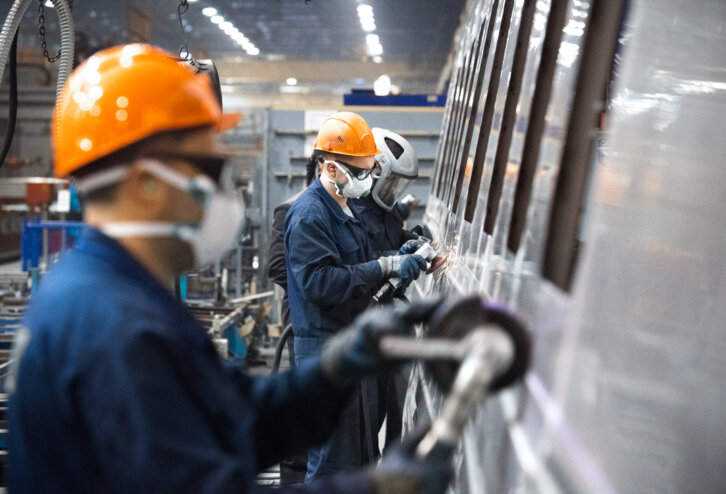 Инженеры Тверского вагоностроительного завода стали лучшими в России