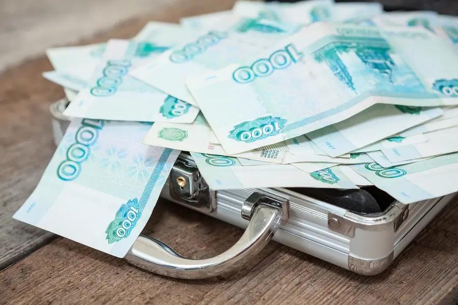 Порядка двух миллионов житель Тверской области украл из бюджета страны